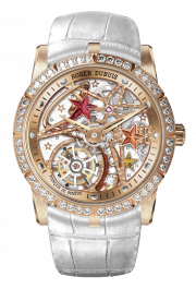 Shooting Star Flying Tourbillon