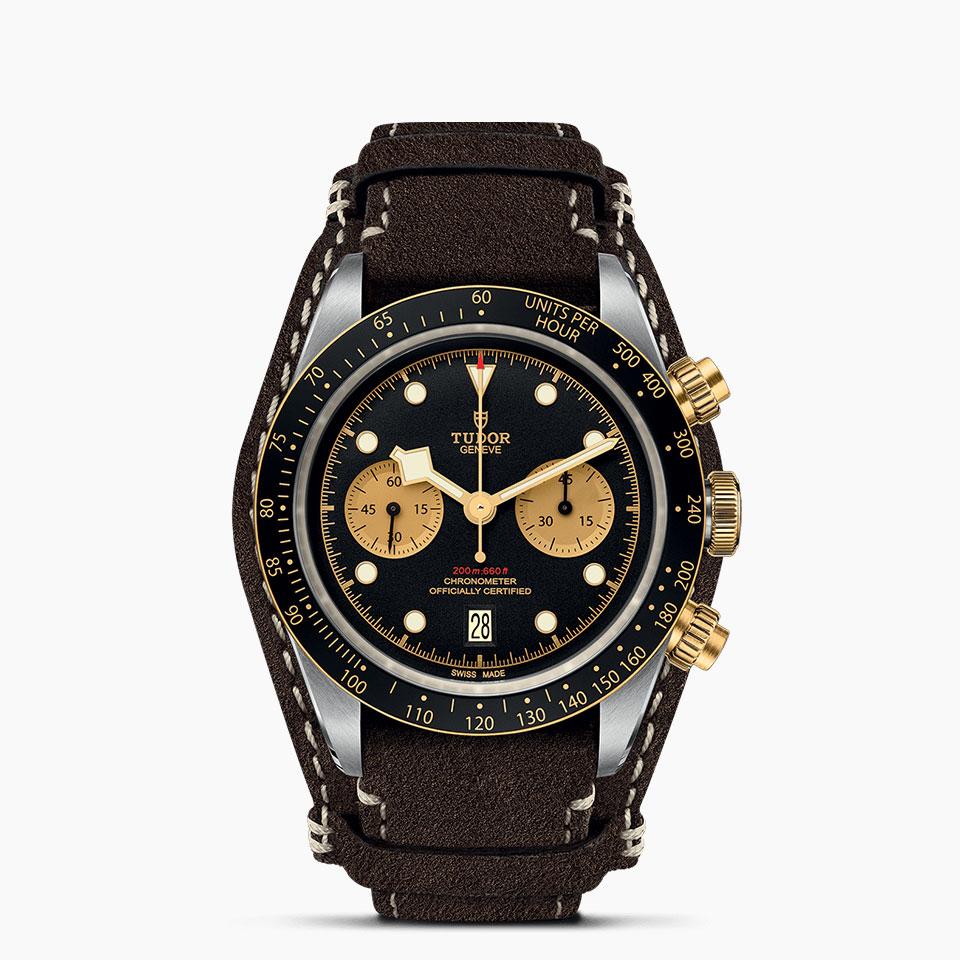 Tudor Black Bay Chrono S&G M79363N-0002