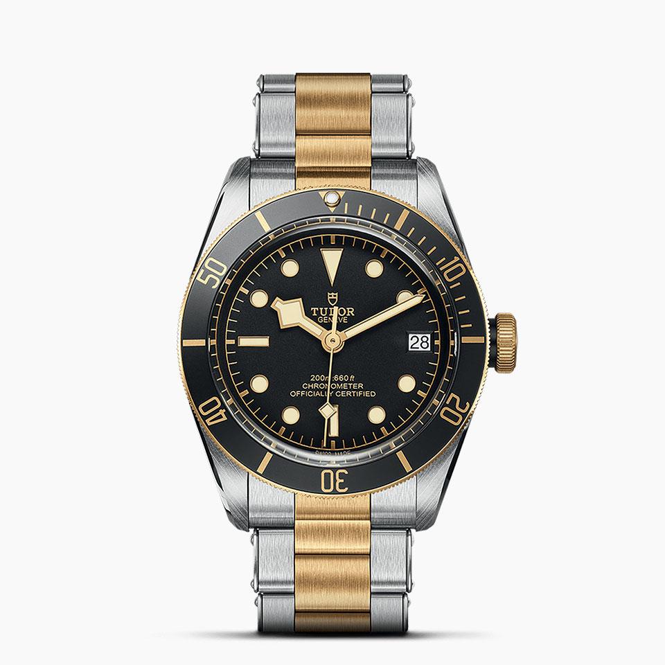 Tudor Black Bay S&G M79733N-0008